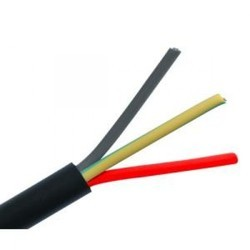 6 Sq mm 3 Core Aluminium Unarmoured Cable