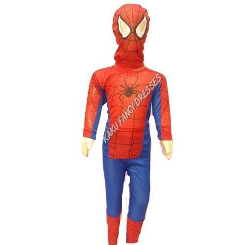 Kids Spiderman Costume  sc 1 st  IndiaMART & Kids Spiderman Costume at Rs 400 /piece | Cartoon Costumes | ID ...