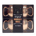 Copper Mule Mug With Gift Box Packing