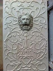 Designer Stone Sculpture