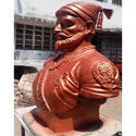 Fiber Maharaj Statue