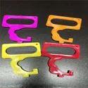 Covid Plastic Key