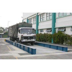Cement Plant Weighbridge