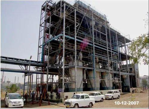 Plant commercial instrumentation