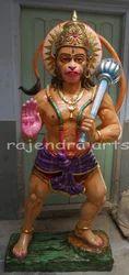 Fiber Hanuman Ji God Statues