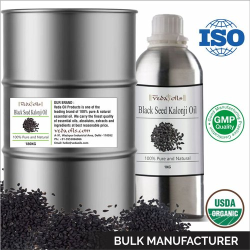Black Seed Kalonji Oil