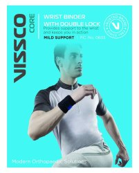 Vissco - Wrist Binder Double Lock