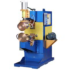 Automatic Seam Welding Machine