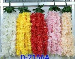 D2156A Artificial Floral Hanging Bunch