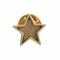 Metal Star Lapel Pin