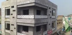 MS laser Balcony Grill Jali, For Residential,Commercial