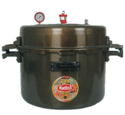 Big Pressure Cooker Aluminum 160 LTRS
