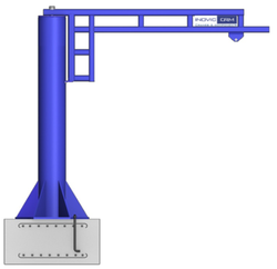 Workstation Jib Crane