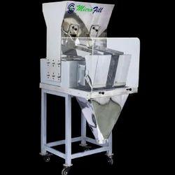 2 Head Weigher Machine