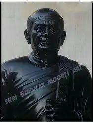 Black marble Vallabhbhai  patel statue
