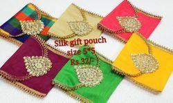 Silk Gift Pouch