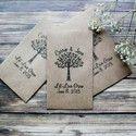 Eco Friendly Wedding Invitation Card