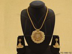 Antique Jewellery Designer Pendant Set