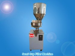 Granules Filling Machine ( Cup Type )