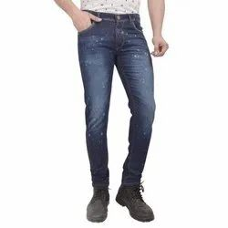 Skupar Stretchable Slim Fit Men Denim Jeans
