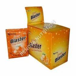Renova Orange Vitamin Energy Drink Powder