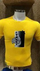 Profy Men's Round Neck T Shirt
