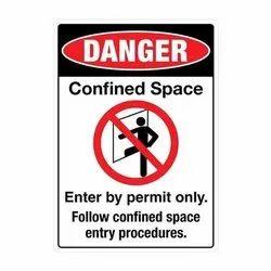 Danger Safety Sign Board