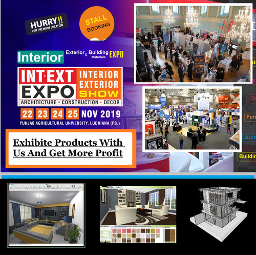 Construction & Interior Software Show INT-EXT Expo 2019 in