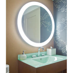 Round LED Bathroom Mirror