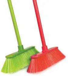 Plastic Push Broom
