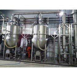 Stainless Steel Vacuum Pan System