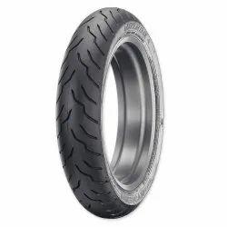 Dunlop American Elite Bike Black Tyre