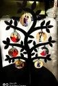 Mdf Wooden Collage Tree For Sublimation Print