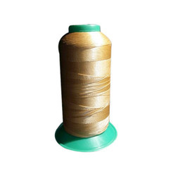 Light Yellow Dyed TKT 30 Sewing Thread