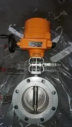 IS 13095 Actuator Tripple Offset Butterfly Valves
