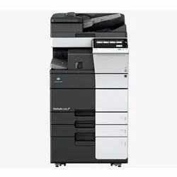 Konica Minolta C558 Color Photocopy Machine