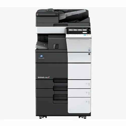 Konica Minolta C558 Color Photocopy Machine
