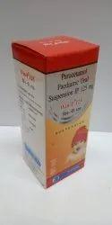 Paracetamol 125 mg