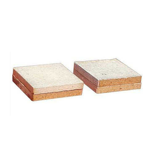 Side Walls,Partition Walls Acid resistant Industrial Acid proof Tiles, Size: 150 x 150 x 20 mm, for Floor
