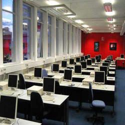 Computer Lab Interior Designing Service