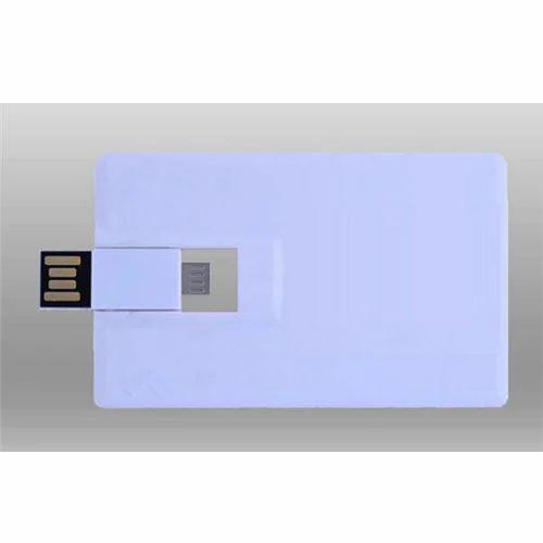 Credit Card Shape OTG Pen Drive 8gb