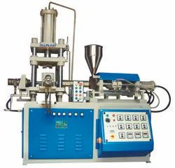 Vertical Clamping Horizontal Injection Machine