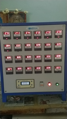 Control Panel - Temperature Indication Control Panel