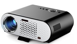 Vivibrith Gp 90 Projector HD Quality Resolution 1280 And 3200lm