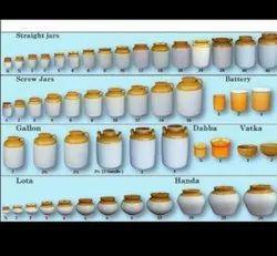 Ceramic Jars, Pickle Jars
