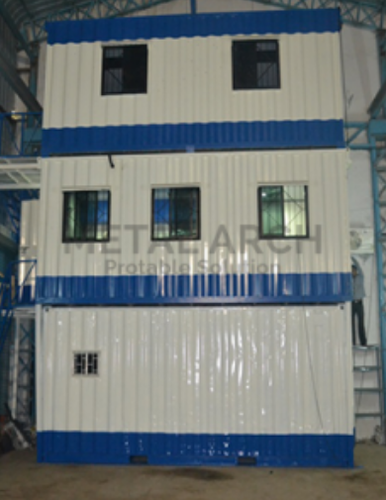 Movable Portable Building