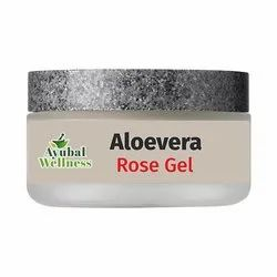 Aloevera Rose Gel