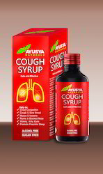 Ayusya Cough Syrup, for Personal