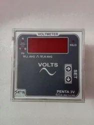 Satya Volt Meter Single Phase