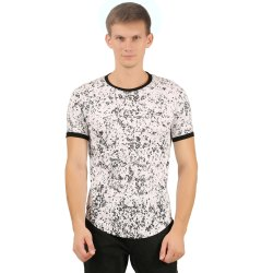 Half Sleeve Mens T-Shirt